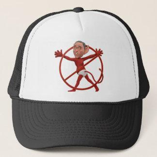 bush-best trucker hat