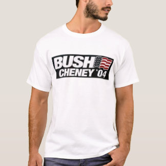 Bush/Cheney 2004 T-Shirt