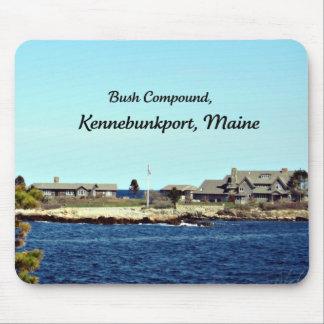 Bush Compound, Kennebunkport, Maine Mouse Pad