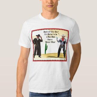 Bush contra la camiseta de Obama Playeras
