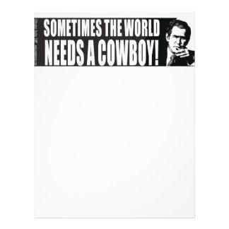 Bush Cowboy Flyer