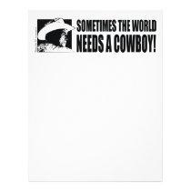 BUSH-Cowboy-Hat-White Flyer