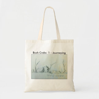Bush Crabs Bag: 1 - Journeying Tote Bag