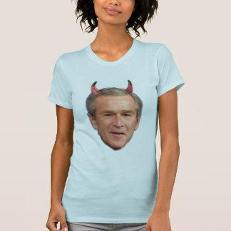 Bush - diablo, Cheney - diablo Camiseta