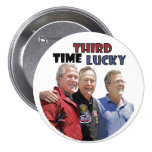 Bush Dynasty Buttons