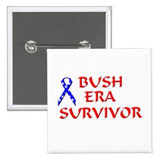 Bush Era Survivor Pins