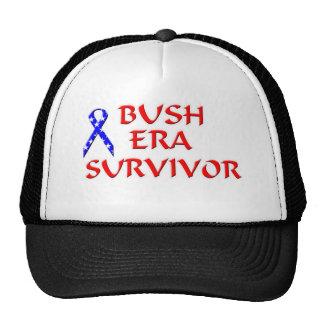 Bush Era Survivor Mesh Hat