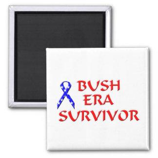 Bush Era Survivor Refrigerator Magnets