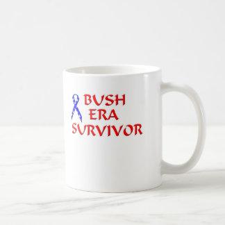 Bush Era Survivor Coffee Mugs