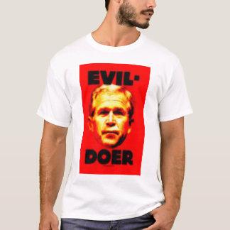 Bush Evil Doer T-Shirt