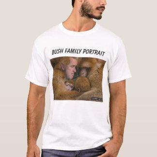 Bush Family Portrait T-Shirt