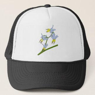 Bush Flowers Trucker Hat