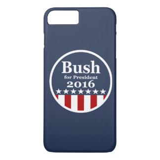 Bush for President 2016 iPhone 8 Plus/7 Plus Case