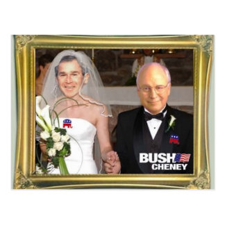 Bush_Gay_Marriage Postales