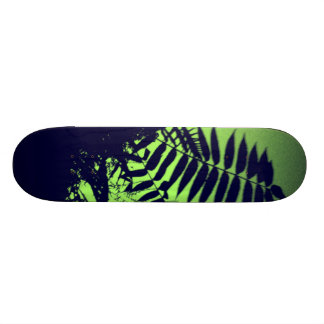 Bush Green Skateboard Deck