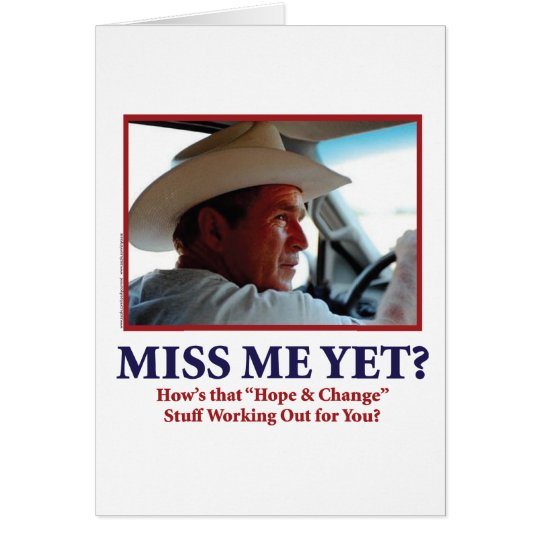 BUSH-HAT CARD