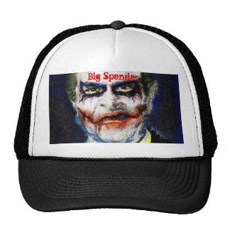 Bush Joker Big Spender Trucker Hat
