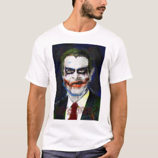 Bush Joker Why So Serious T-Shirt