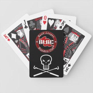 Bush League Breeders Club Playing Cards