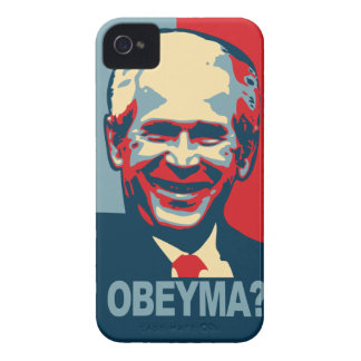 ¿Bush Obeyma? Carcasa Para iPhone 4 De Case-Mate