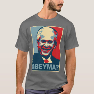 ¿Bush Obeyma? Playera