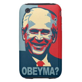 Bush Obeyma? Tough iPhone 3 Cover