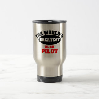 Bush Pilot Travel Mug