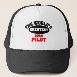 Bush Pilot Trucker Hat