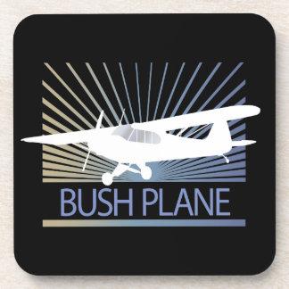 Bush Plane Beverage Coaster