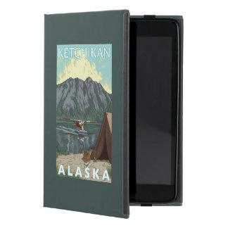 Bush Plane & Fishing - Ketchikan, Alaska Case For iPad Mini