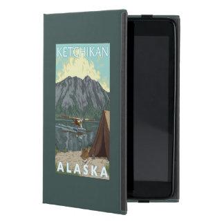 Bush Plane & Fishing - Ketchikan, Alaska iPad Mini Cover