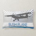 Bush Plane Pillow
