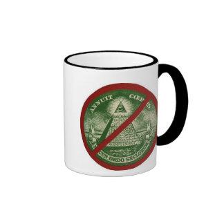 Bush Puppet NWO Mugs