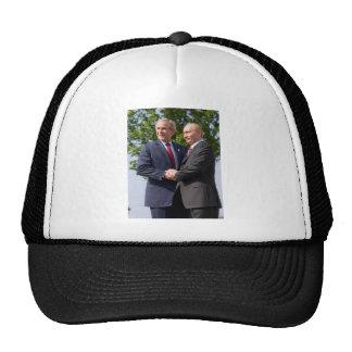 Bush & Putin Trucker Hat