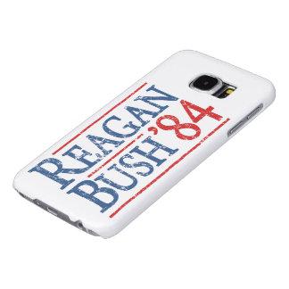 Bush Reagan 84 Election Samsung Galaxy S6 Case