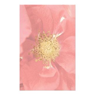 Bush Roses Mono Stationery