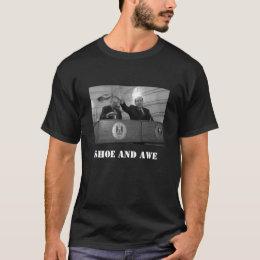BUSH SHOE AND AWE T-Shirt