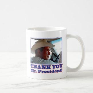 Bush-Thank-You Coffee Mug