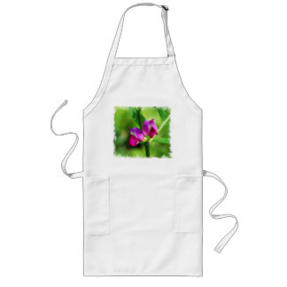 Bush Vetch Flower apron