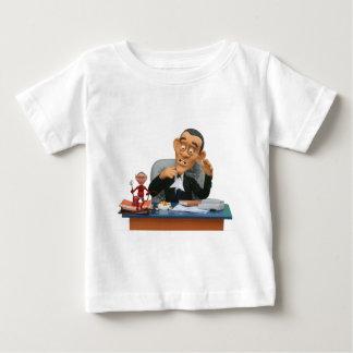 bush wants his chair back! baby T-Shirt