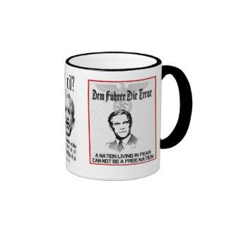Bush Whacker Ringer Mug