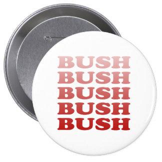 BUSH x 5 Buttons