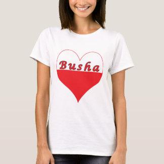 Busha Polish Heart T-Shirt