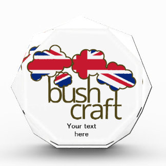 Bushcraft United Kingdom flag Award