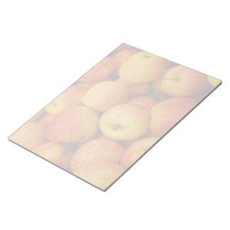 Bushel of Delicious Apples Memo Pad