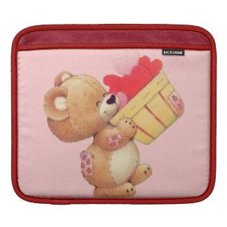Bushel of Hearts iPad Sleeve
