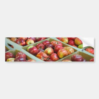 Bushels Of Apples Bumper Sticker
