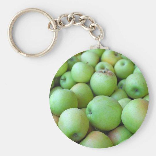 Bushels Of Apples Keychain