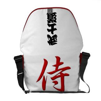 BUSHIDO back:SAMURAI Messenger Bag