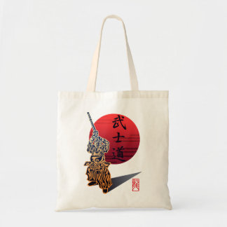 Bushido Budget Tote Bag